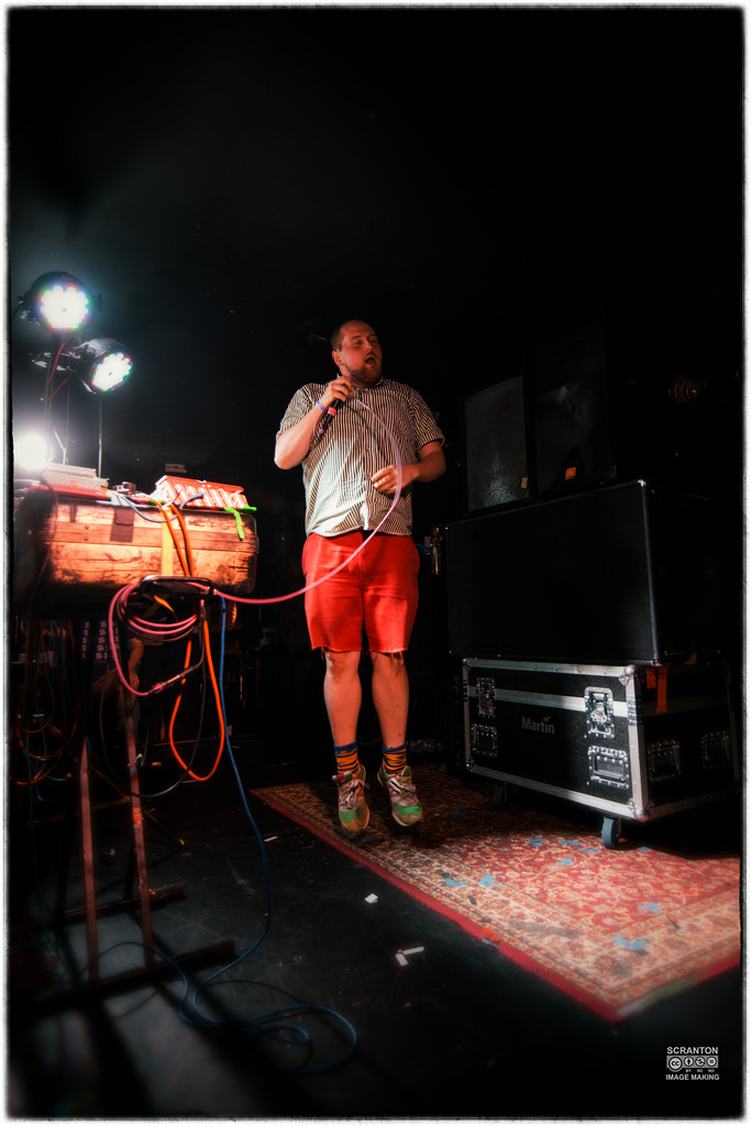 Dan Deacon @ The Space-3jpg_14981052626_l