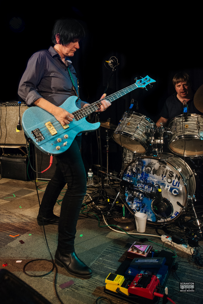 Thurston Moore Band @ The Outer Space Ballroom-10jpg_15437826979_l